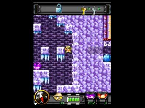 Diamond Rush Perfect Walkthrough: Tibet or Siberia Stage 9