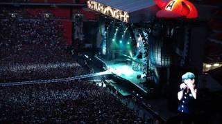 AC/DC Wembley Stadium 26/6/09  Dog Eat Dog