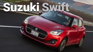 Suzuki Swift - Pequeñito y bien correlón | Autocosmos