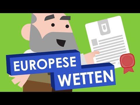 Bekijk details van Zo worden Europese wetten gemaakt
