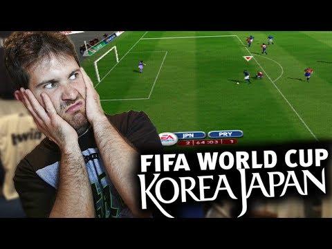 EL FIFA WORLD CUP 2002 FUE EL PEOR JUEGO OFICIAL DE MUNDIALES