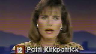 KPNX 10pm News Segment, April 1987