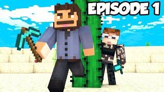 New Minecraft Series: Hunting Ryan #1