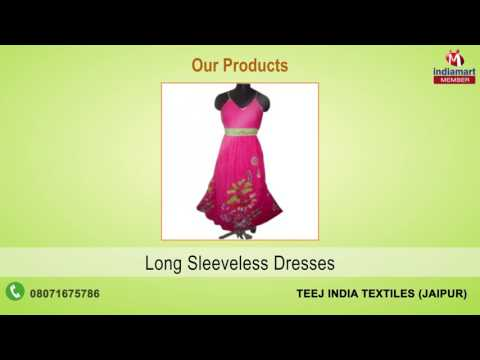 Teej India Textiles, Jaipur - Manufacturer of Ladies Tops