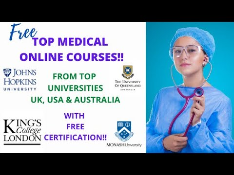 Free Medical Online Courses with Free Certification | ABCS - YouTube
