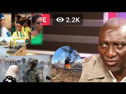Al-Wahab Speaks On Mining & Excavators Burning, Mission Schools And Islam +isreal And Chad
