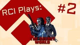 RCI Plays: The Secret World (Part 2)