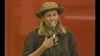 Comes Love - Joni Mitchell - Live