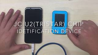 JC U2 Tristar Chip Tester For IPhone/iPad U2 Charger IC And SN