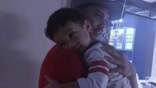 Yusuf Iskandar Lepas Rindu Dah Lama Tak Jumpa Daddy Hairul Azreen