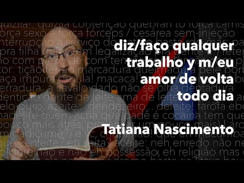 Capa do vídeo