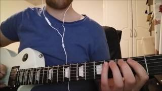Dizzy Mizz Lizzy - Mother Nature's Recipe Guitar Cover