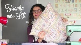 Patricia Cardoso - Fronha + Costura Francesa