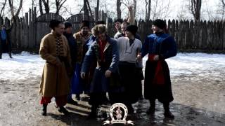 """Святкування Масляної в Кінному театрі """"Запорозькі Козаки"""" 26 лютого 2017 року"""