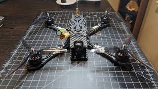 Rotor Riot Flow 5 inch build FPV Freestyle Build