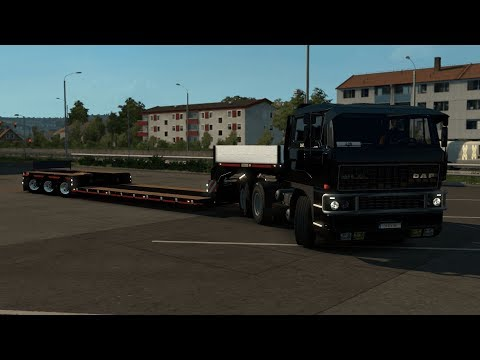 ETS2 Singleplayer (1 33) - MOD Promods Map & Ownable