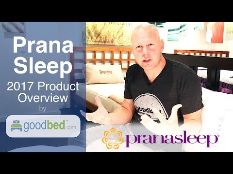 PranaSleep Mattress Options EXPLAINED by GoodBed (VIDEO)