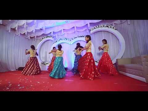 Cousins Dance I Jeswin and Sayana I Kerala Christian Wedding