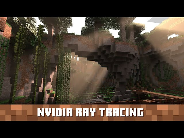 Minecraft to get improved graphics thanks to Nvidia