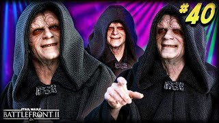 Star Wars Battlefront 2 - Funny Moments #40 (Palpatine is Back!)
