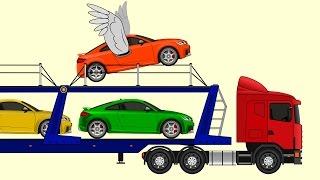 Мультик про автовоз