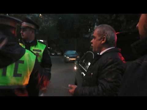 Сотрудники ДПС обыскивали автомобиль Президента Федерации мигрантов СНГ, главы таджикской диаспоры