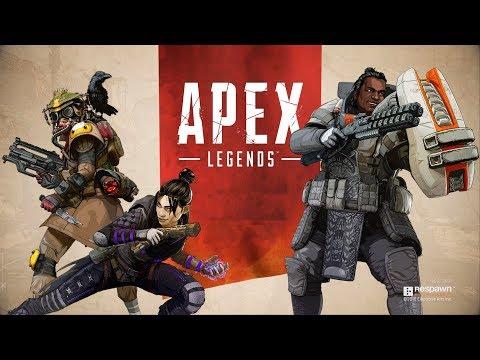 APEX Legends (XboxOne S) - Testando o game!