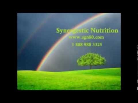 Health Talk With Pastor Butch And Stephen Heuer Of Synergistic Nutrition