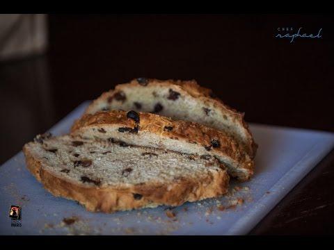 Homemade Raisin Soda Bread(No Yeast needed)