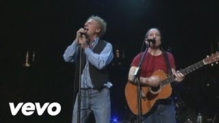 Simon & Garfunkel 'The Sound Of Silence (from 'Old Friends: Live On Stage')'