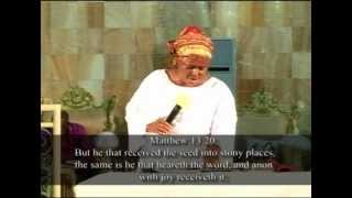 Helen Ukpabio speaks on WHAT IT MEANS TO BE A CHRISTIAN 2
