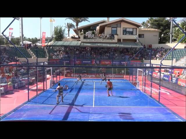 Best Padel Rallies-2014