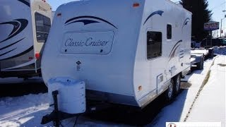 preview picture of video '2008 Travel Trailer 18F Classic Cruiser'