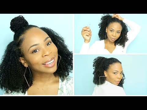 How to: Blending in The Most Realistic CLIP INS w/ Heat Damage | HerGivenHair
