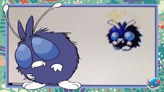 Venonat  - (Pokémon) - (LIVE!!) {Repel Trick} Pokemon Crystal [2nd gen]- Shiny Venonat: After ONLY 40 RE's!