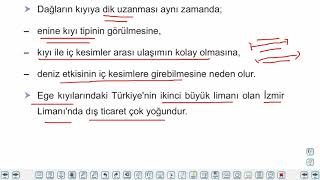 Eğitim Vadisi 10.Sınıf Coğrafya 8.Föy Türkiye'nin Su Varlığı 2 Konu Anlatım Videoları