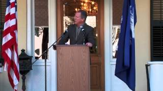 Civil Rights Ride 2013 - David Beasley, Former Governor of South Carolina