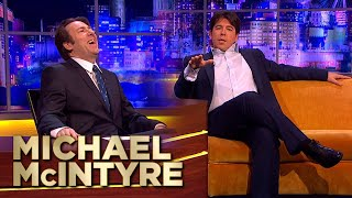Simplifying English for The Americans | Michael McIntyre