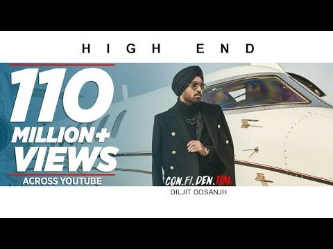 High End Punjabi video song