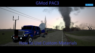 GMod PAC3 Vehicles - Flatbed Truck Speed Build - Most Popular Videos