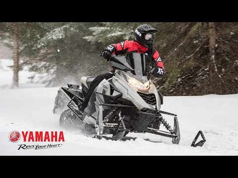 2019 Yamaha SRViper L-TX in Geneva, Ohio - Video 1