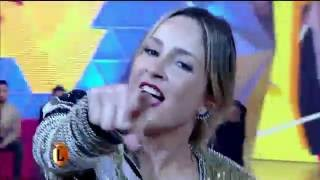 "Claudia Leitte - ""Corazón"" | Legendários (04/06/2016)"