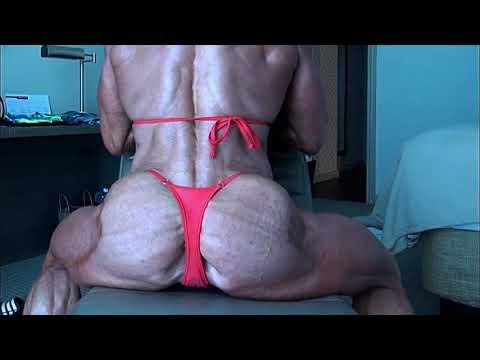 Female BodyBuilders... Insane ripped glutes