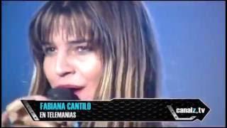 Mi enfermedad - Fabiana Cantilo en Telemanias