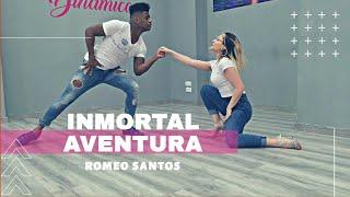 Aventura   Inmortal  Alfredo Y Andrea             #aventura #inmortal #utopia