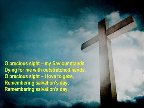 May I never Lose The Wonder of The Cross