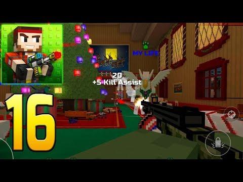 Pixel Gun 3D - Gameplay Walkthrough Part 16