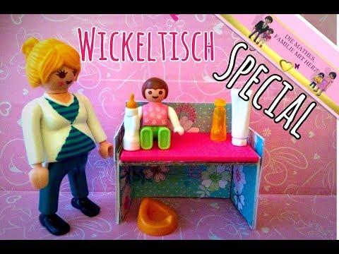Pimp my Playmobil - Wickelkomode
