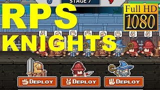 Rps Knights Game Review 1080P Official Magic CubeBoard