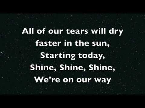 Shine Your Way   Owl City & Yuna  Lyrics